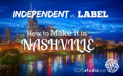 Independent vs Label, or How to Make It in Nashville