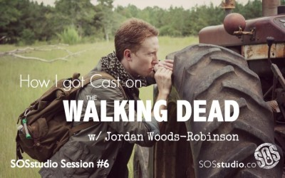 6: How I Got Cast on The Walking Dead w/ Jordan Woods-Robinson
