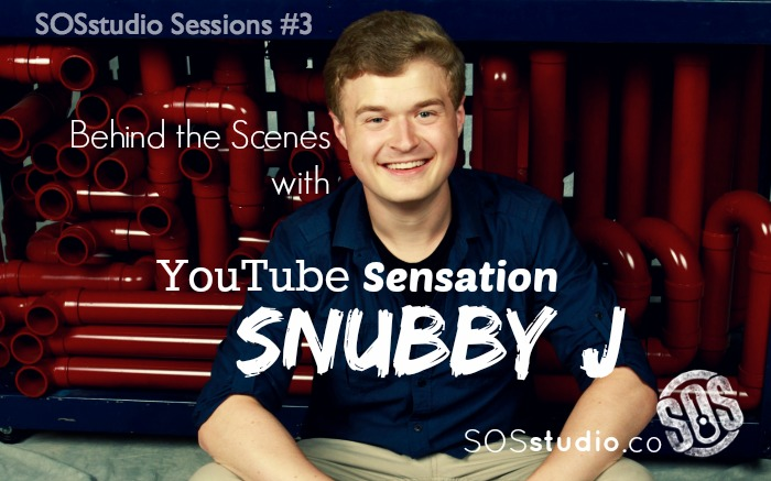 3: Behind the Scenes with YouTube Sensation, Snubby J