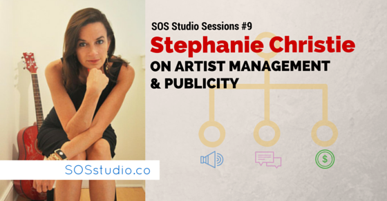 Stephanie Christie Artist Management and Publicity SOSstudio.co-Session9