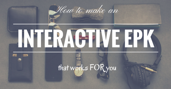 12: How to Make an Interactive EPK that Works FOR You with Casie Lane of TheDeeJayPreneur.com