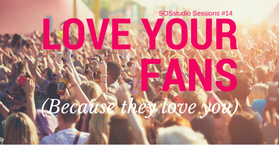 14: Love Your Fans (featuring The Walking Dead fans)