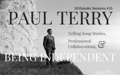 15: Paul Terry on Telling Song Stories, Professional Collaborations, and Embracing Being an Independent Artist