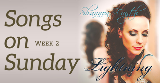 Week 2 – 'Lightning' by Shannon Fayth