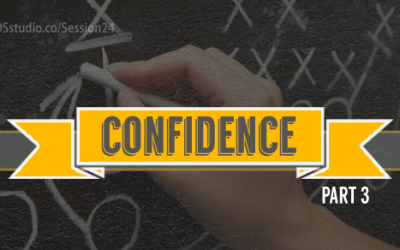24: CONFIDENCE Part 3 – with Colin Robinson of Blue Man Group