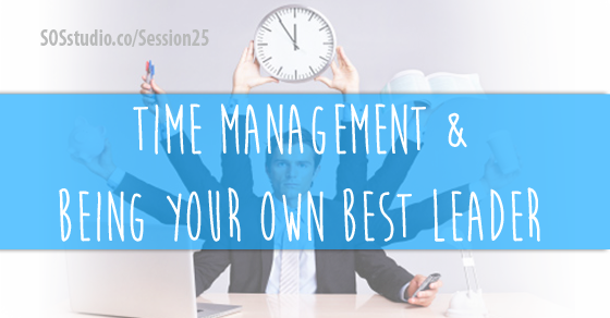 25: Time Management and Being Your Own Best Leader – with Eric deLima Rubb of Propared