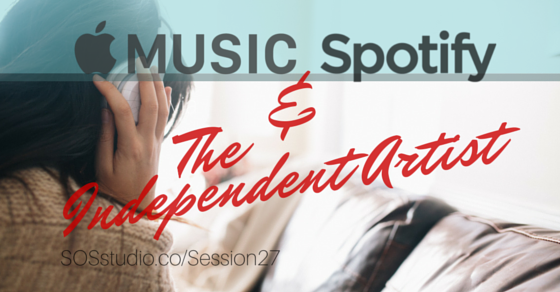27: Apple Music, Spotify, and the Independent Artist – with Dezz Asante of TechMuze Academy