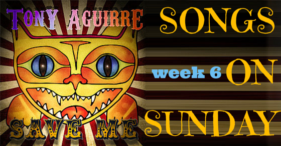 Week 6 – 'Save Me' by Tony Aguirre