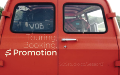 31: Touring, Booking, and Promotion with Will Overman of WillOvermanBand.com