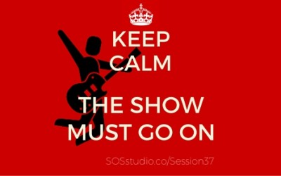 37: The Show Must Go On