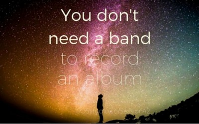 42: You Don't Need A Band To Record An Album | with Marcio Novelli