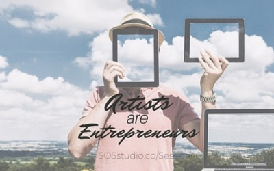 46: Artists are Entrepreneurs with Brandon Barnett of Left of Nashville