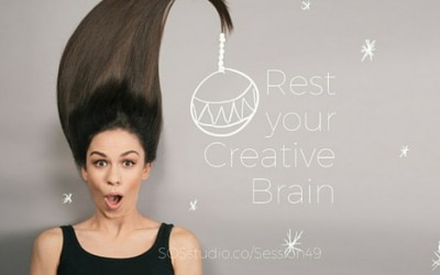 49: Rest Your Creative Brain and Grow Evergreen Content Automatically