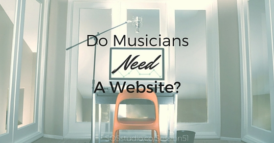 51: Do Musicians NEED websites? with Ross Barber of Electric Kiwi